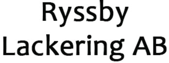 Ryssby Lackering AB logo
