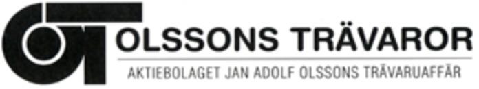 AB Jan Adolf Olssons Trävaruaffär logo