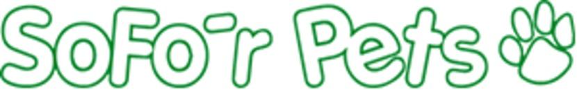 SoFo'r Pets Farsta logo