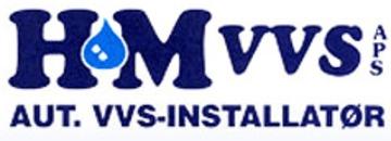 HM VVS ApS logo