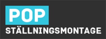 P & P Ställningsmontage AB logo