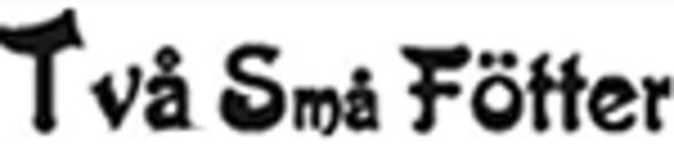 Två små fötter logo