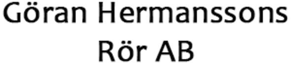 Hermanssons Rör AB, Göran logo