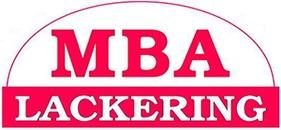 MBA Lackering logo