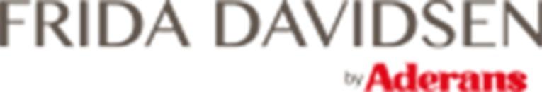 Frida Davidsen by Aderans logo