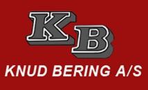 Entreprenør- og Vognmandsfirmaet Knud Bering A/S logo