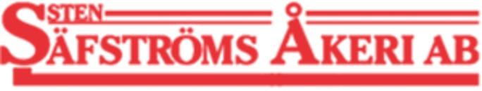 Säfströms Åkeri logo