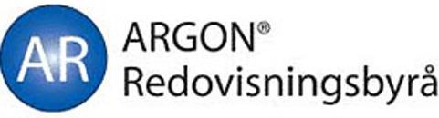 Argon Redovisningsbyrå logo