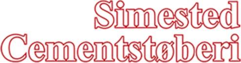 Simested Cementstøberi ApS logo