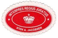 Translatør Sten Jacobsen logo