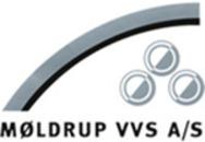 Møldrup VVS A/S logo