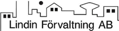 Lindin Förvaltning AB logo