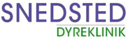 Snedsted Dyreklinik logo