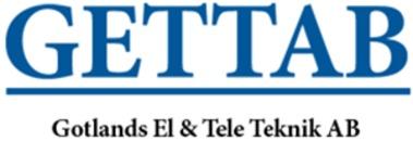 Gotlands El & Tele Teknik AB logo