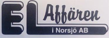 Elaffären I Norsjö AB logo