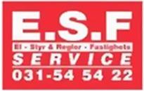 E.S.F Service AB logo