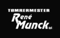 Tømrermester René Munck ApS logo
