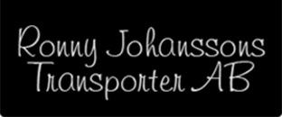 Ronny Johanssons Transporter AB logo