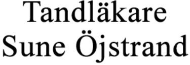 Tandläkare Sune Öjstrand logo