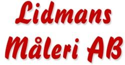 Lidmans Måleri AB logo