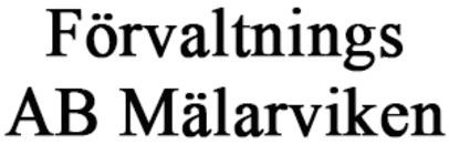 Förvaltnings AB Mälarviken logo