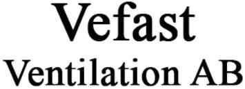 Vefast Ventilation AB logo