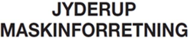 Jyderup Maskinforretning / Dækservice logo
