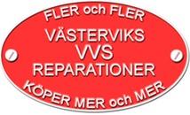 Västerviks VVS-Reparationer AB logo