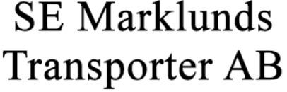 SE Marklunds Transporter AB logo