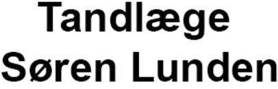 Tandlæge Søren Lunden logo