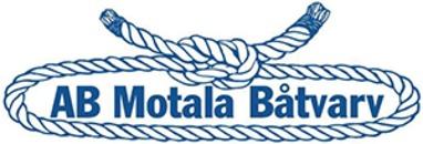 Motala Båtvarv, AB logo