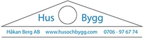 Hus och Bygg Håkan Berg AB logo