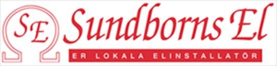 Sundborns El AB logo