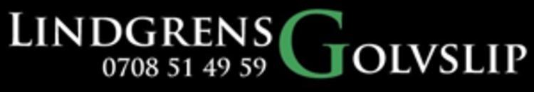 Lindgrens Golvslip logo