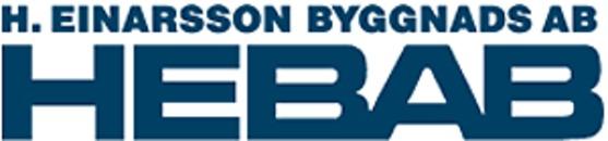 H. Einarsson Byggnads AB logo
