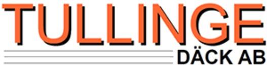 Tullinge Däck AB logo