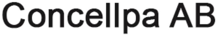 Concellpa AB logo