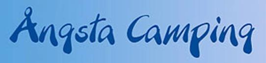 Ångsta Camping logo