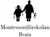 Montessoriförskolan Beata logo