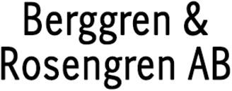 Berggren & Rosengren AB logo