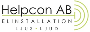 Helpcon AB logo