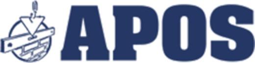 Apos, Andr. Petersen & Søn ApS logo