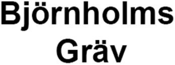 Björnholms Gräv AB logo