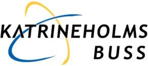 Katrineholms Buss AB logo