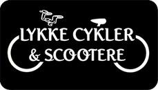 Lykke Cykler & Scootere ApS logo