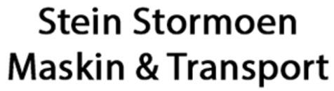 Stein Stormoen Maskin & Transport logo