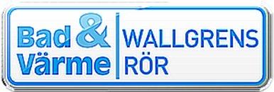 Bad & Värme Wallgrens Rör AB logo