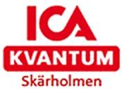 ICA Kvantum Skärholmen logo