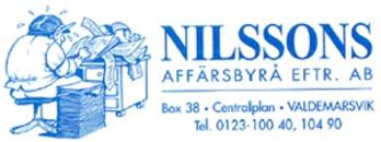Nilssons Affärsbyrå Eftr. AB logo