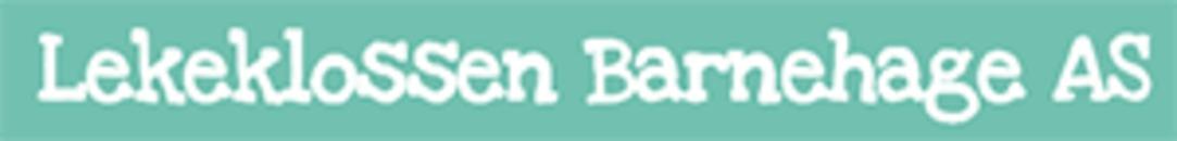 Lekeklossen barnehage AS logo